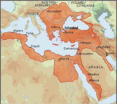 Origins-of-Ottoman-Empire