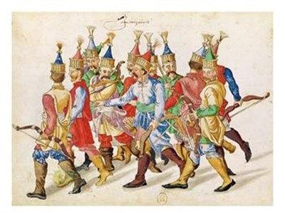 Ottoman Empire JanissariesOttoman Empire Janissaries