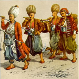 Ottoman Empire Janissaries