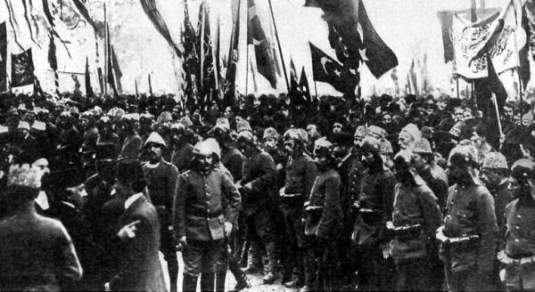 Ottoman Empire Nationalism